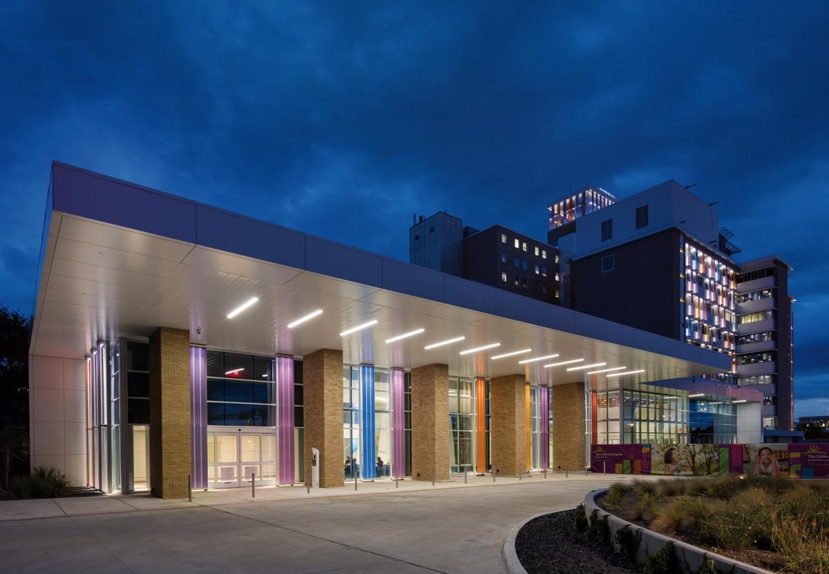 The Children's Hospital of San Antonio | EYP