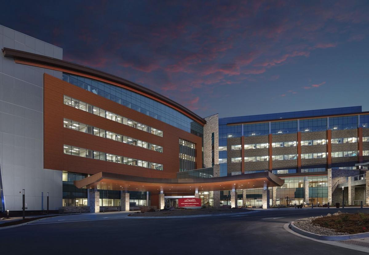 Highlands Ranch Hospital   EYP