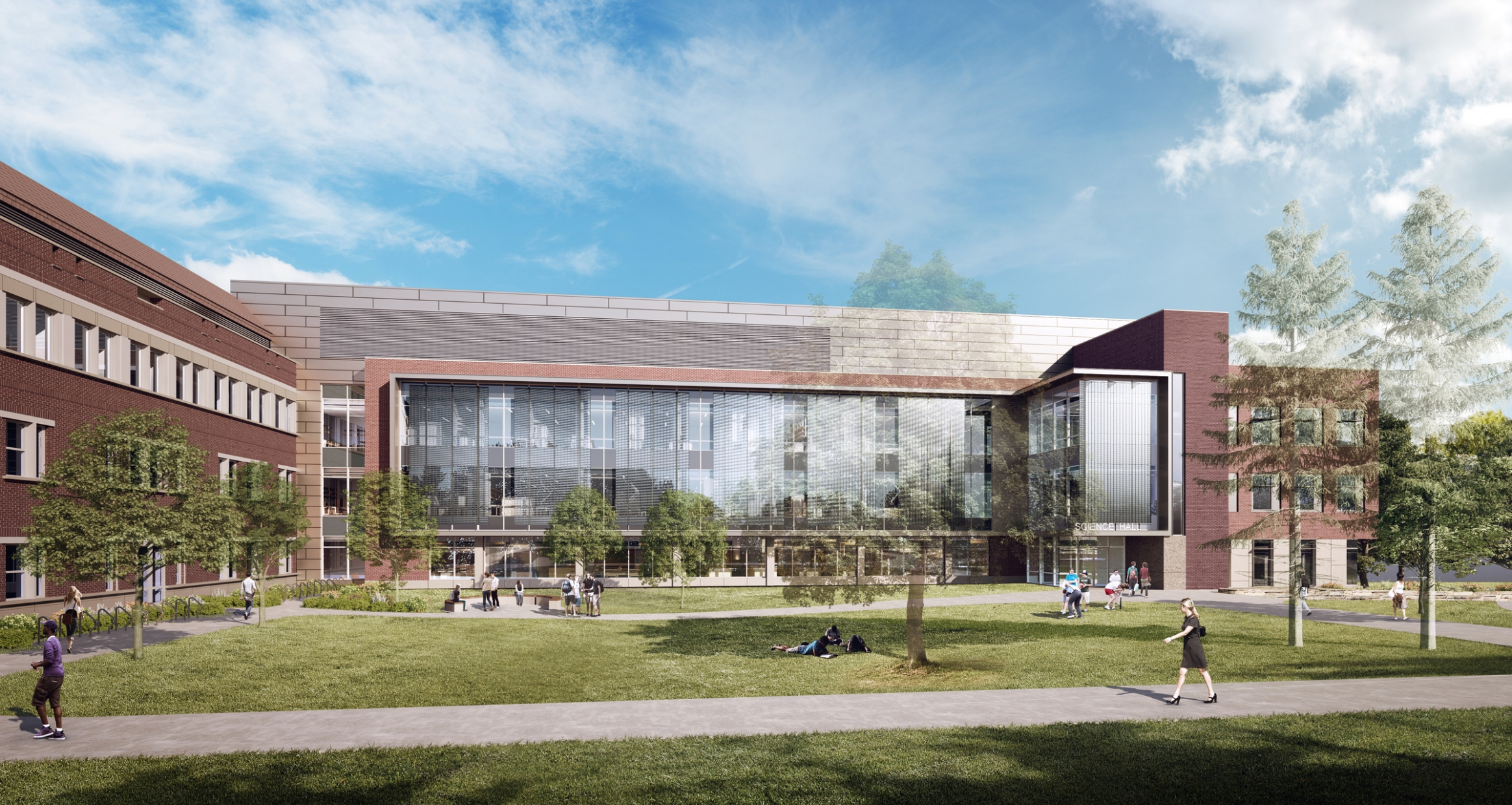Integrated Science Facility, Carleton College