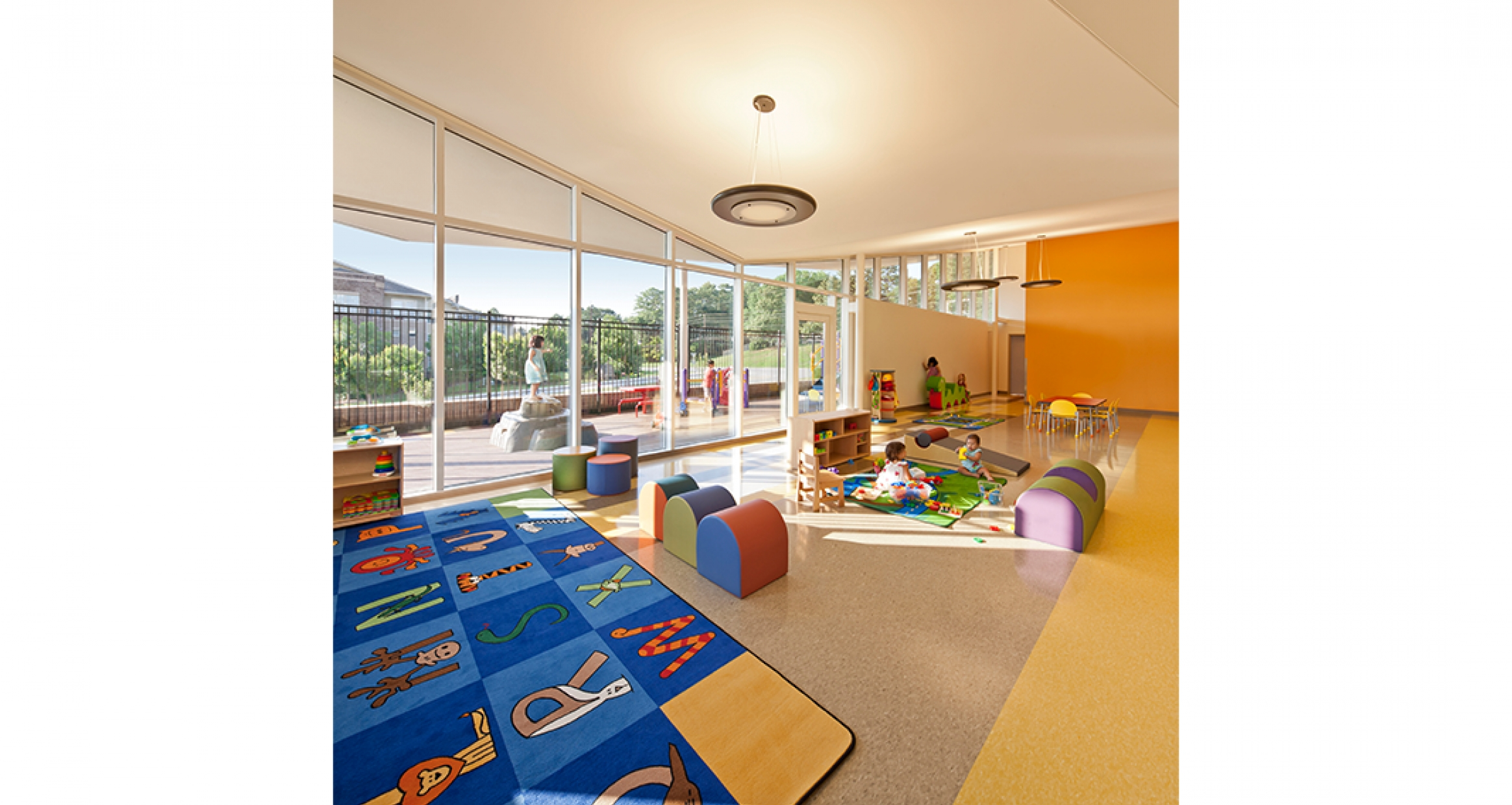 Interior Day Care