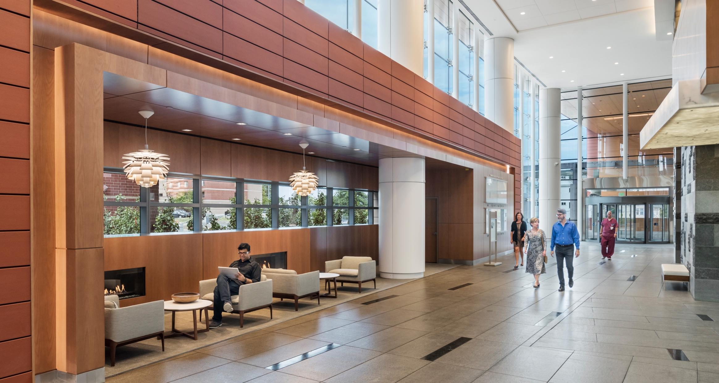 Stamford Lobby Interior