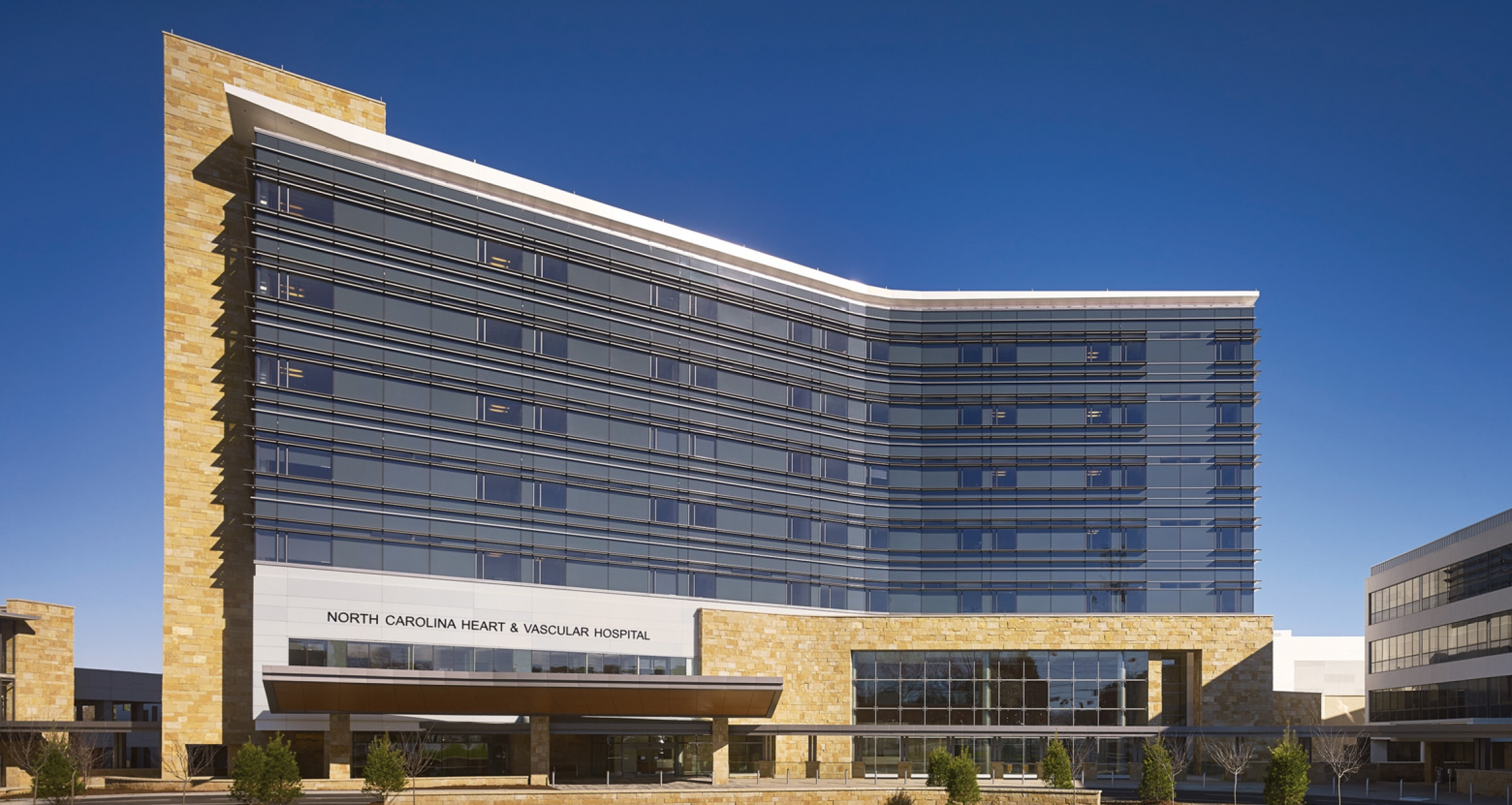 UNC Health North Carolina Heart & Vascular Hospital
