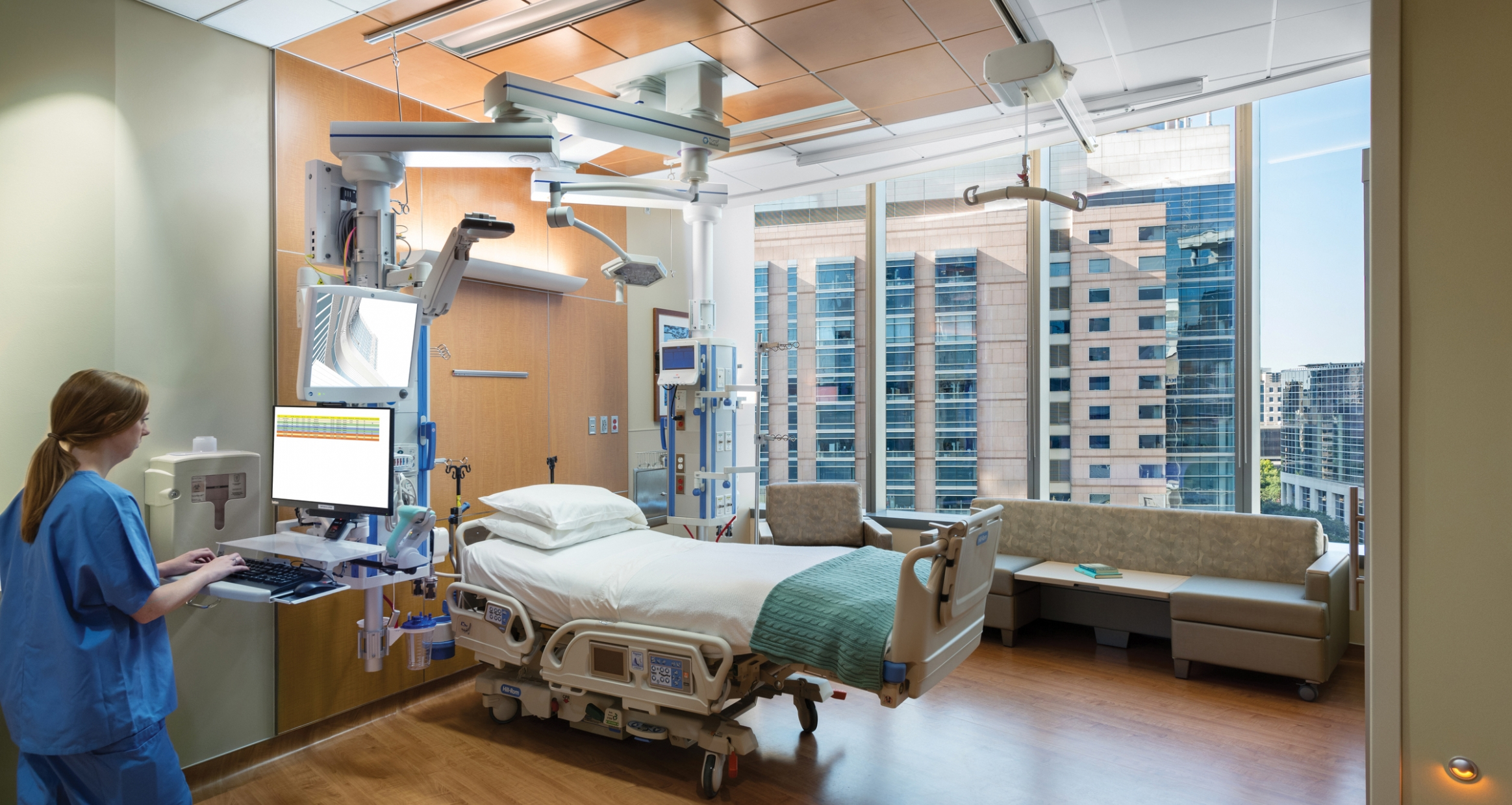 Walter Tower ICU
