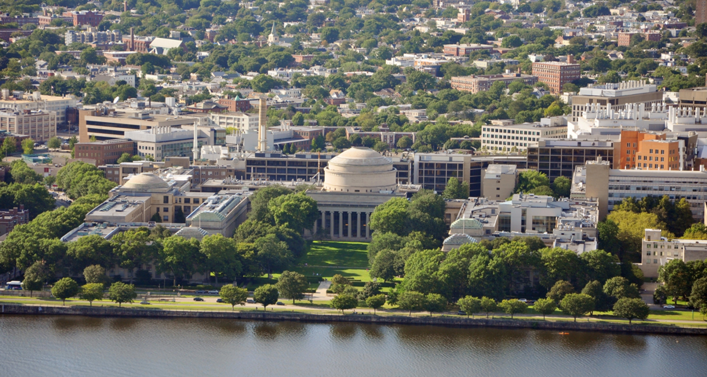 MIT Campus photo