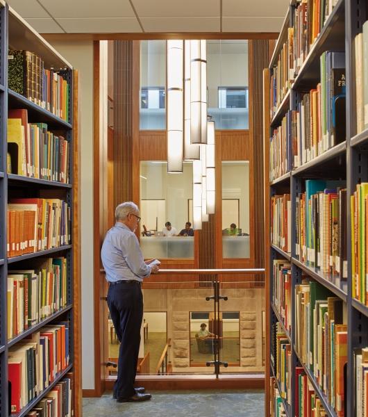 Princeton Public Library Study Room