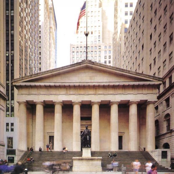 Federal Hall National Memorial | EYP