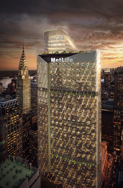 MetLife Reimagined