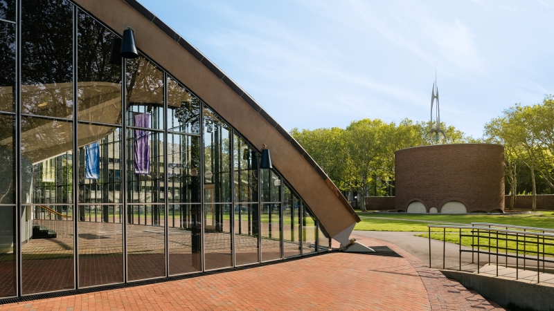 MIT Kresge Auditorium and Chapel