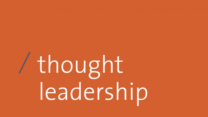 thought leadership image