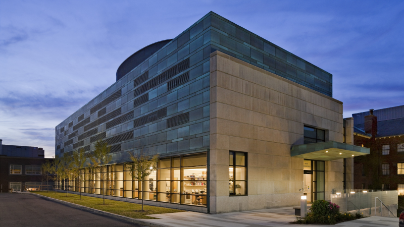 Integrated Science Center exterior