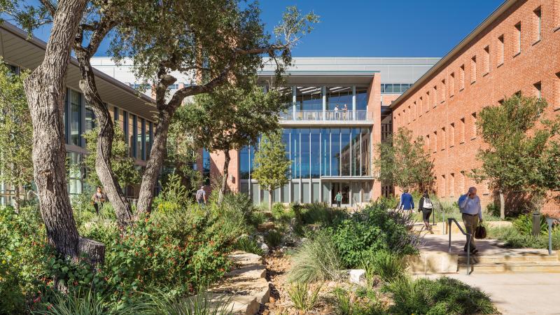 Trinity Center For The Sciences U0026 Innovation Exterior