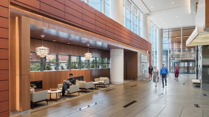New Stamford Hospital Eyp